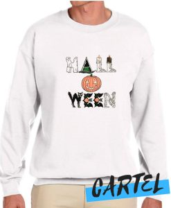 Vintage 90s Halloween Horror Night awesome Sweatshirt