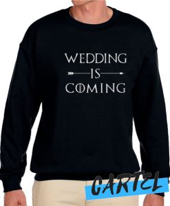 Wedding awesome Sweatshirt