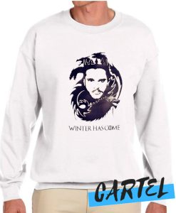 Winter Has Come awesome Sweatshirt