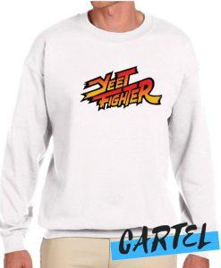 YEET FIGHTER PARODY awesome Sweatshirt