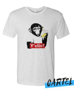 Y'ello Monkey awesome T Shirt