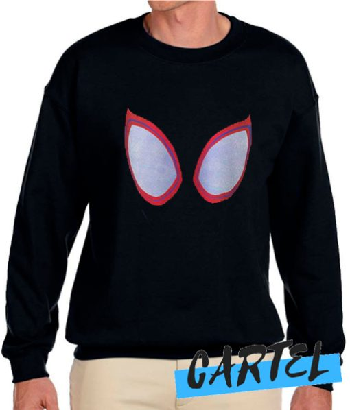 spider man into the spider verse awesome Sweatshirt