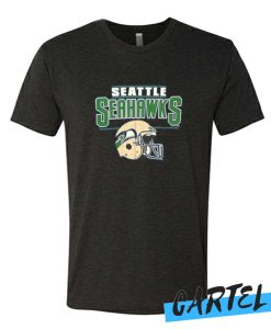 Vintage Seattle Seahawks awesome T Shirt