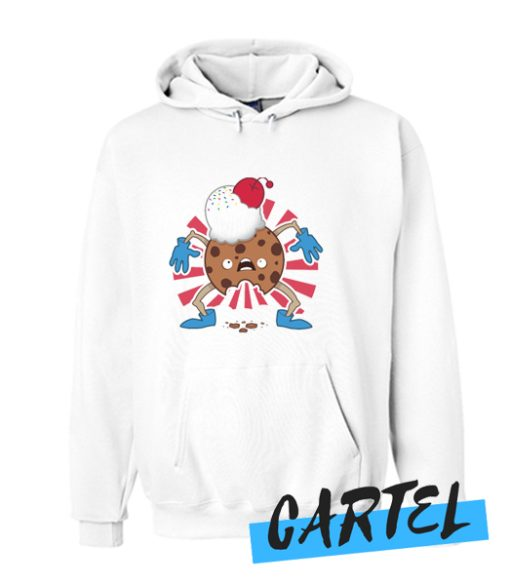 Cherry Cookie Icecream awesome Hoodie