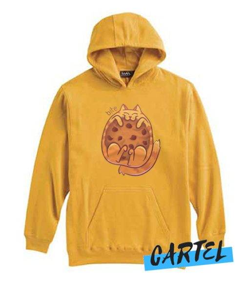 Cookie cat Funny awesome Hoodie