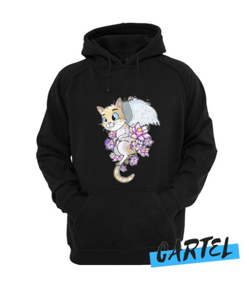 Cookie the Cat awesome Hoodie
