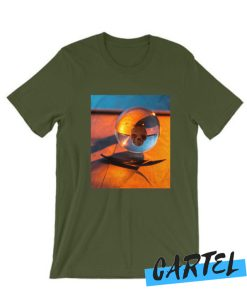 Scull & Feather T Shirt