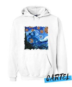 Starry Cookie Night awesome Hoodie