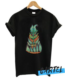 Tribal Feather T Shirt