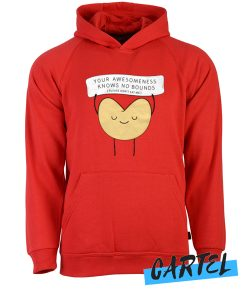 fortune cookie awesome Hoodie