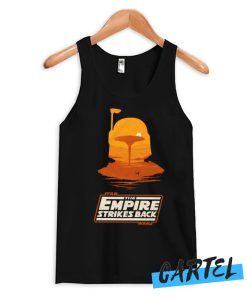 Boba Fett - Cloud City Sunset Tank Top