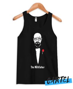 Breaking Bad Face Tank Top