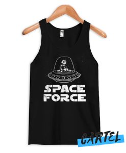 Donald Trump Space Force Tank Top