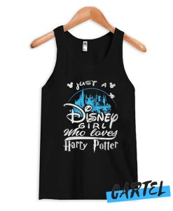 Just a Disney girl who loves Harry Potter Tank Top