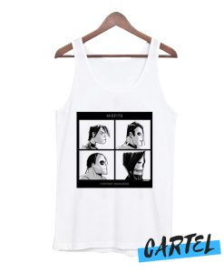 Misfits Anime awesome Tank Top