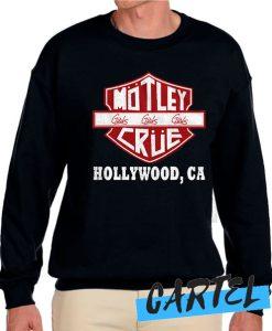 Motorcycle Logo Motley Crue Sweatshirt