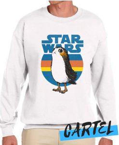 Porg Stripes Sweatshirt