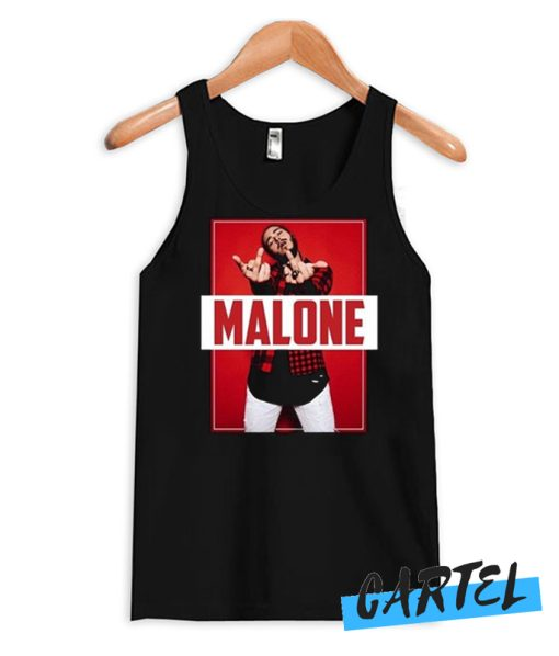 Post Malone Casual awesome Tank top