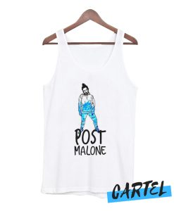 Post Malone Merch awesome Tank top