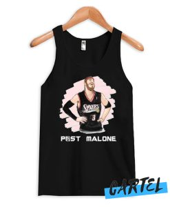 Post Malone Sixers Tank Top