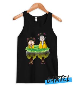 Rick And Morty Water Mirror Breaking Bad Tank Top