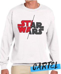 Star Wars White Sweatshirt