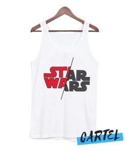 Star Wars White Tank Top