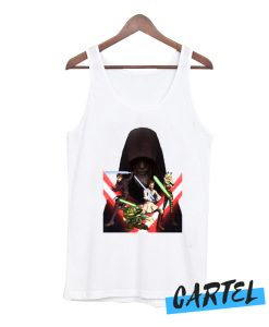 The Heroes & Master Villain of The Clone Wars Tank Top