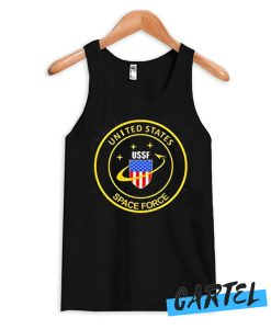 United States Space Force USSF Classic Logo Tank Top