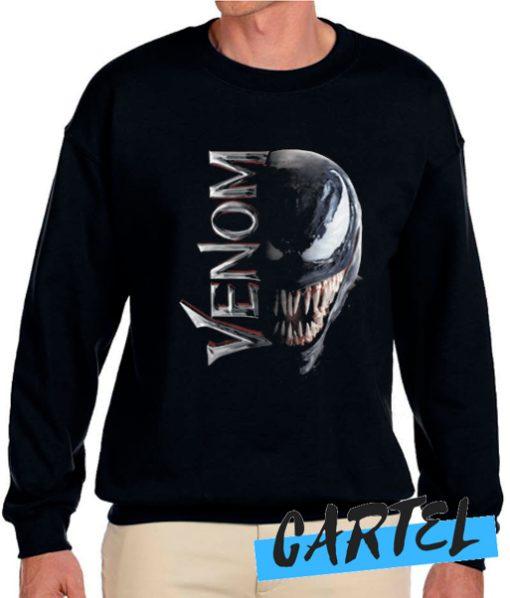 Venom Face Sweatshirt