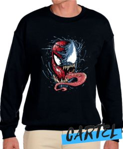 Venom VS spiderman Sweatshirt