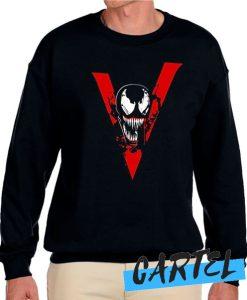 We Are Venom Logo Black Sweatshirt