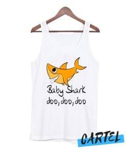 Baby Shark Doo Doo Doo New Tank Top
