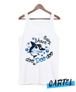 Baby Shark New Tank Top