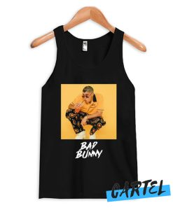 Bad Bunny Casual Tank Top