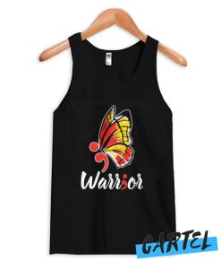 Butterfly Warrior Tank Top