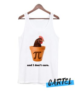 Chicken Pot Pi Day Tank Top