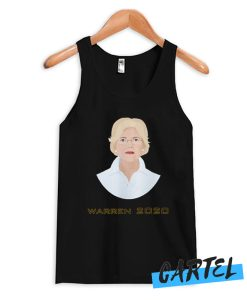 Elizabeth Warren 2020 Casual Tank Top