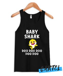 Pinkfong Baby Shark Awesome Tank Top