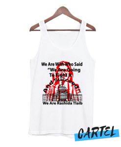 Rashida Tlaib Awesome Tank Top