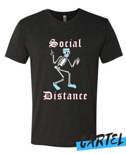 Social Distance - Social Distortion T Shirt