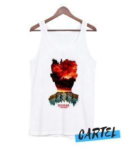 Stranger Things Awesome Tank Top