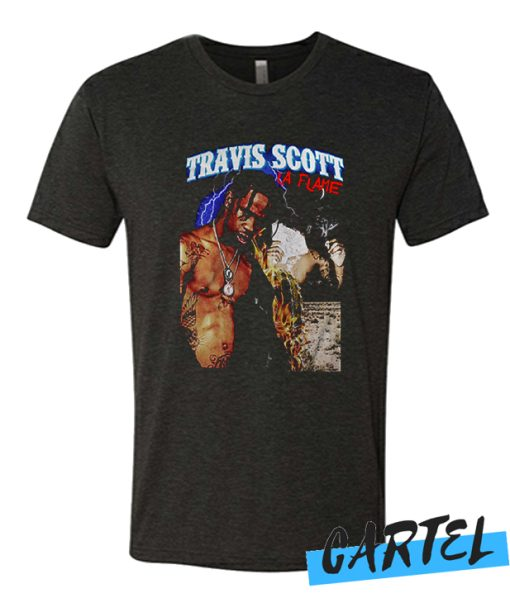 Travis Scott La Flame awesome T-Shirt