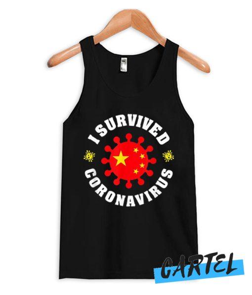 Virus Coronavirus Health Tank Top