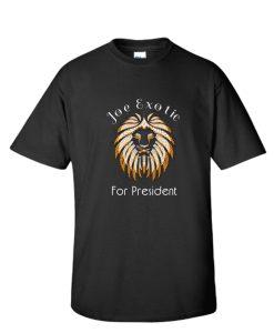 Joe Exotic For President T-Shirt (3)