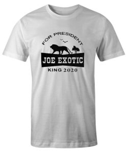 Joe Exotic For President T-Shirt (5)