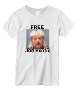 Joe Exotic for president Tiger King Shirt (2)