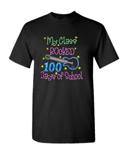 100 Days of School Celebration DH T-Shirt