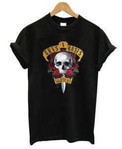 2018 new rock band guns and rose DH T-Shirt