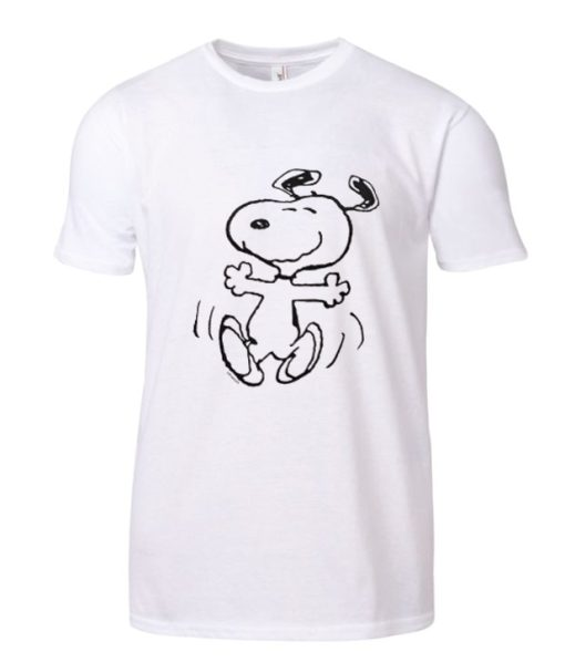 A Snoopy Happy Dance DH T shirt